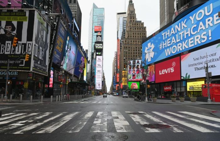 Will New York rebound from the coronavirus pandemic? – Los Angeles Times