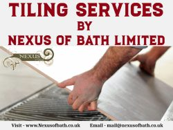 Tiling Services By Nexus of Bath Limited