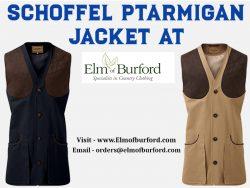 Schoffel Ptarmigan Jacket At Elm of Burford