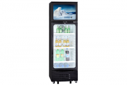 Here,Glass Top Freezer Can Be Used