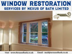 Window Restoration Services By Nexus of Bath Limited