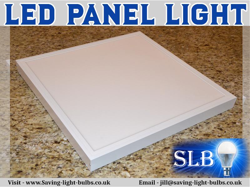Led Panel Light At Saving Light Bulbs