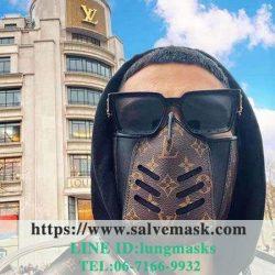 ルイヴィトン風 マスク ブランド風 フェイスマスク 男女兼用 Louis Vuitton 繰り返し使える 個性 おし ...