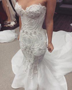 Günstige Hochzeitskleider Meerjungfrau | Brautkleid Online Kaufen