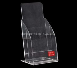 Acrylic literature display, Acrylic literature stand, Acrylic literature holder