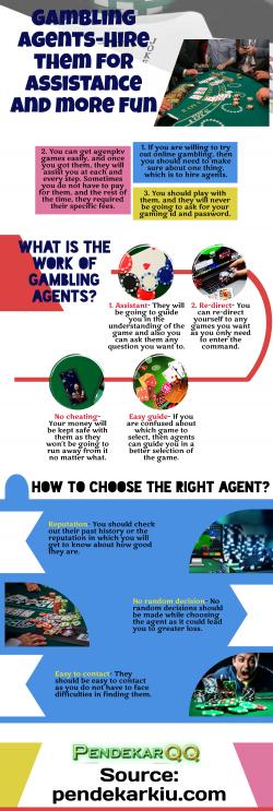 Important Information About Agen pkv games