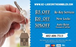 Locksmith Chandler AZ | (602) 606-7513