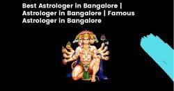 Best Astrologer in Bangalore – Sri Bhaghavathi Astro Centre