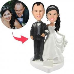 UK Sales-Wedding Custom Bobblehead