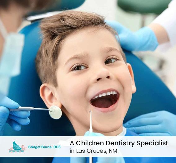 Bridget Burris, DDS – A Children Dentistry Specialist in Las Cruces, NM