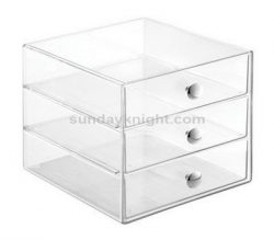 Clear acrylic drawers, Transparent acrylic drawer box – Factory wholesale