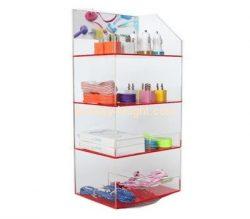 Clear plexiglass curio cabinet DBK-934
