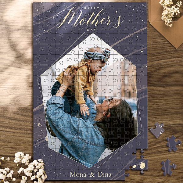 Custom Photo Jigsaw Puzzle Best Indoor Unique Gifts With Name