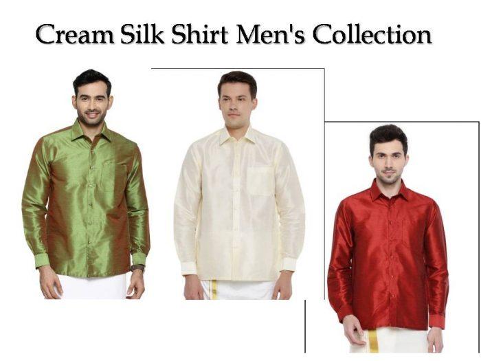 Men Silk Shirt at Best Price in India