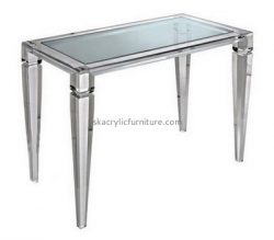 Custom acrylic dining table AT-756