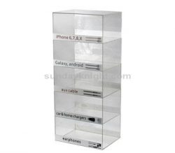 Custom acrylic display cabinets, perspex display cabinet – Made to order