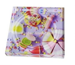 Custom color acrylic soap dish ABK-031