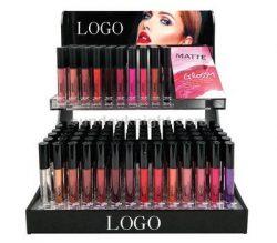 Custom liquid lipstick display stand – China factory direct service