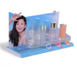 Custom skincare display stands – Factory direct service