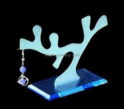Custom tree shape acrylic earring display stands EDJ-499