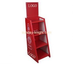 Customize perspex display stand design FSK-177