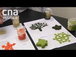 3D Food Printing Desserts To Hospital Meals – YouTube
