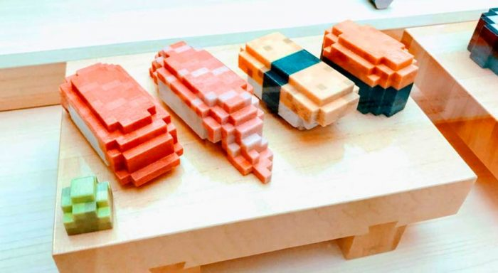 3D Printing News: Sushi & Homes.. what's next?!