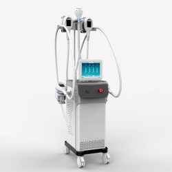 4 Handles Cryolipolysis Body Silmming Machine