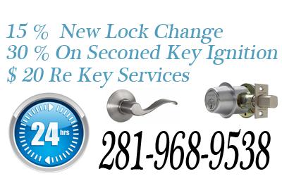24 Hour Locksmith Richmond TX 281-968-9538