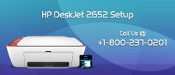 Easy Steps to Connect HP Deskjet 2652 Printer to WiFi