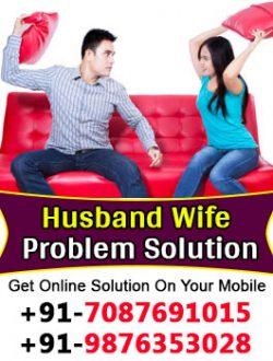Husband Wife Problem Solution   Love Problem Expert Baba Ji
