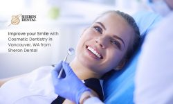Improve your Smiles with Cosmetic Dentistry in Vancouver, WA from Sheron Dental