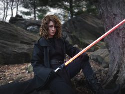 Star Wars Jedi Cosplay Costume