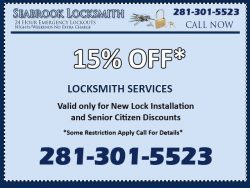 Locksmith Seabrook 281-301-5523