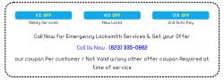 Locksmith Gilbert AZ   (623) 335-0862