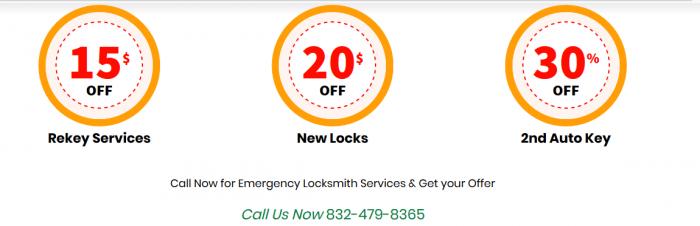 Locksmith Of Pasadena TX 832-479-8365