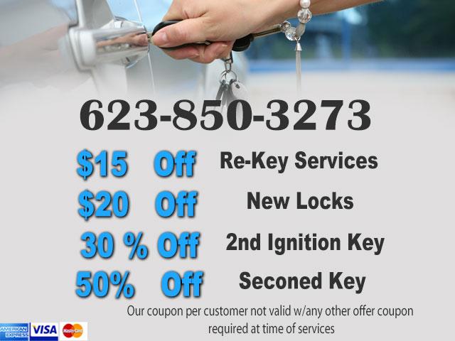 Locksmith Peoria AZ | (623) 850-3273