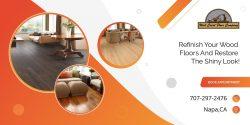 Making Your Wood Floors Look New Again!