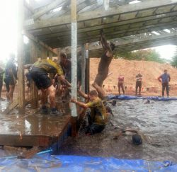 Planning and Customer services manager Craig Wesley takes on Tough Mudder…again