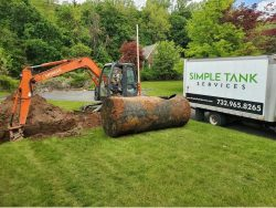 Oil Tank Removal Services in New Jersey