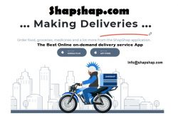 On-demand delivery service