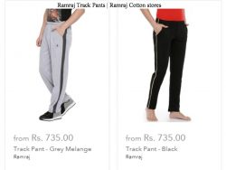 Track Pants – Buy Men's Track Pants & Night Pants Online