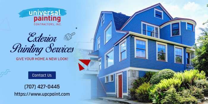 Reliable and Professional Exterior Painting Services