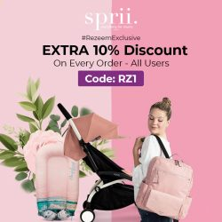 Sprii Discount Code: Upto 70% OFF + Extra 10% OFF On Everything