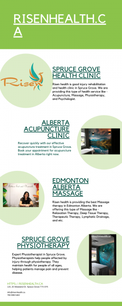 Spruce Grove Massage