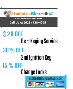 Scottsdale Locksmiths AZ | (623) 738-4795