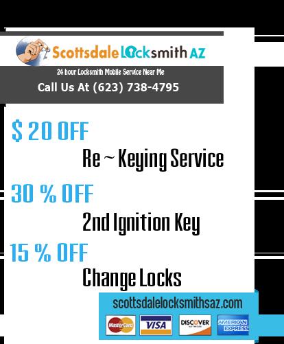 Scottsdale Locksmiths AZ | (623) 738-4795
