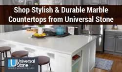 Shop Stylish & Durable Marble Countertops from Universal Stone