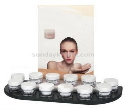 Skincare acrylic display stand, skincare display stands Welcome to visit https://www.sundayknigh ...