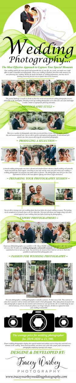 Wedding Photography – The Most Effective Approach to Capture Your Special Moments